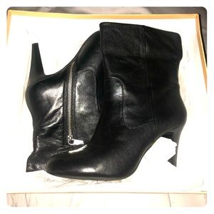 Leather Michael Kors Boots